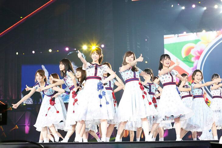 NOGIZAKA46's 1st Tokyo Dome Live Gets BD/DVD Release