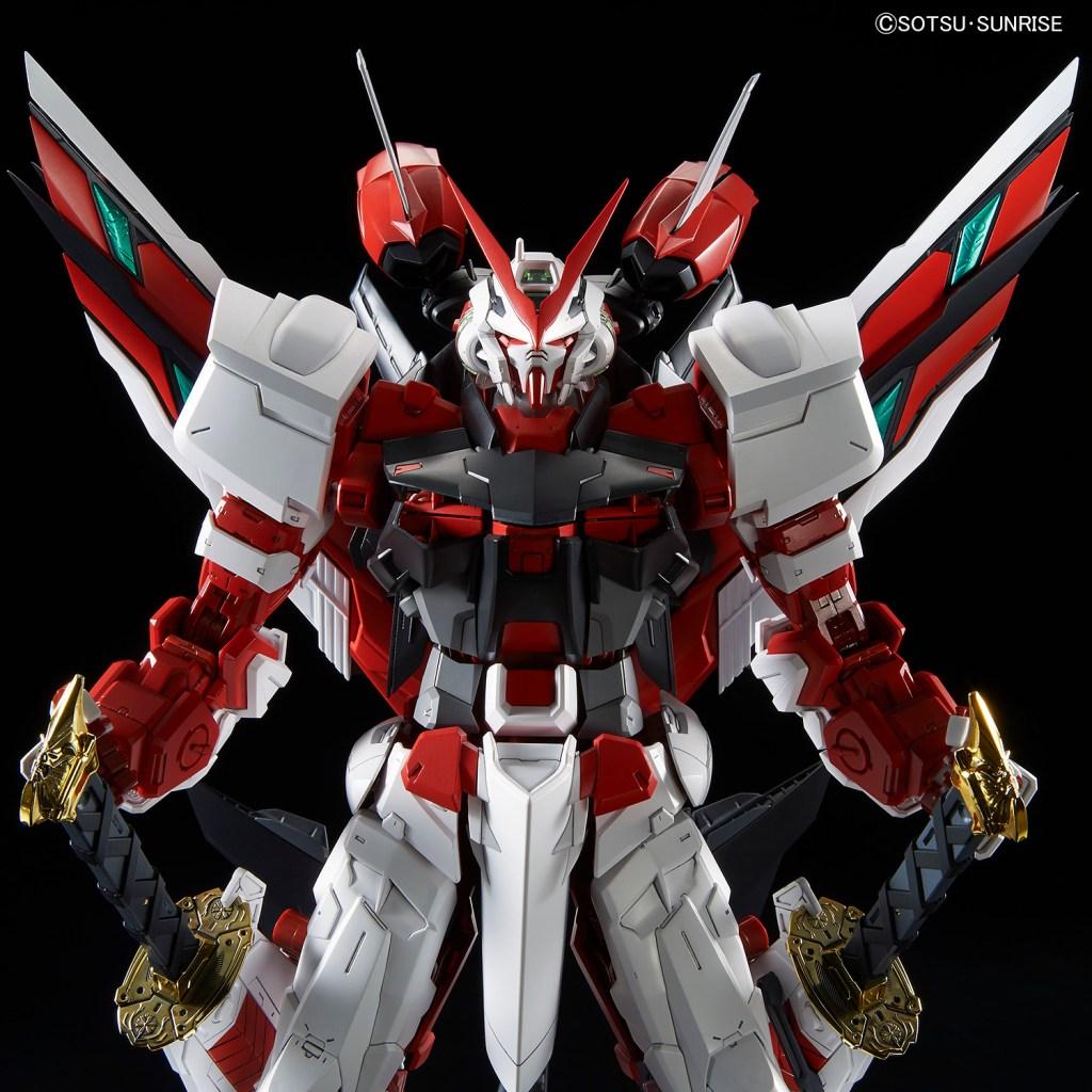PG Gundam Astray [Red Frame Kai] Now Available on Premium Bandai Singapore!