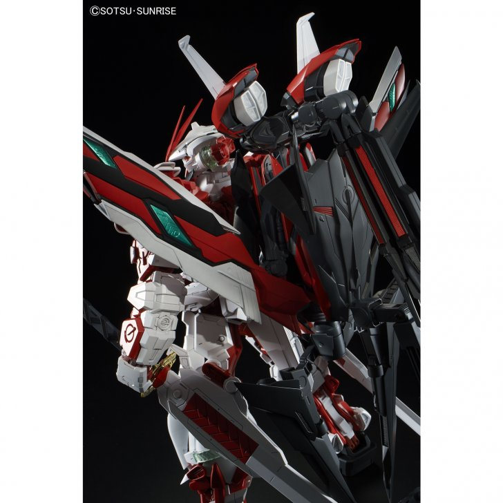 Gundam Astray Red Frame Kai6