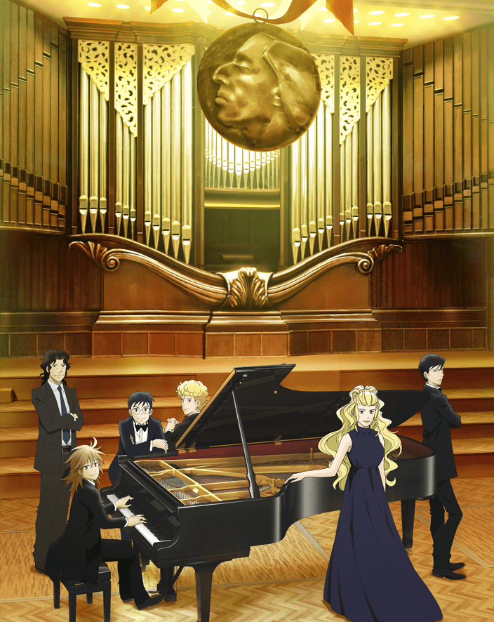"""Compilation Album of the Classical Pieces in """"Piano no Mori"""" Anime Slated for Release"""