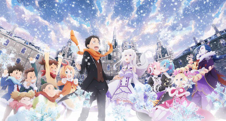 Re:Zero gets a new prequel OVA following Emilia and Puck