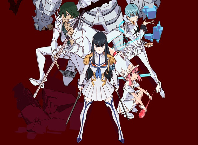 "ARC SYSTEM WORKS and Studio Trigger Release ""KiLL la KiLL"" Game Teaser at AX"
