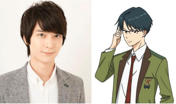 """Tomokazu Sugita to Replace Yuuichirou Umehara for Character in """"Tada-kun wa Koi wo Shinai"""""""
