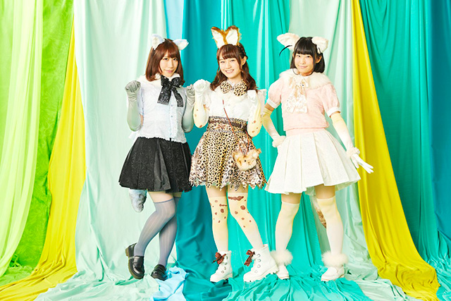 """""""Kemono Friends"""" Unit """"Doubutsu Biscuits"""" to Release Major Debut Album 4th October"""