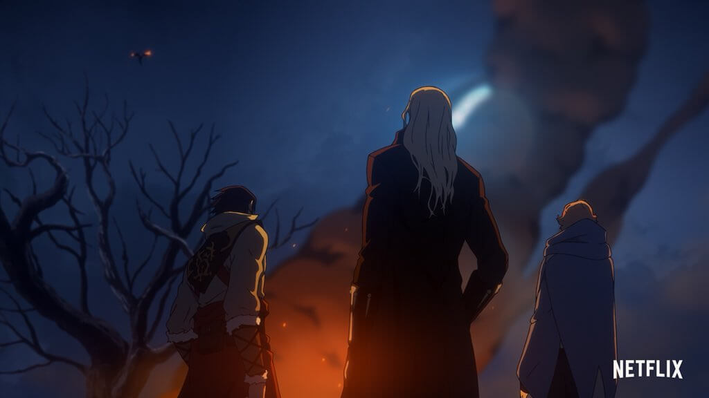 """Netflix to Release 2nd Season of """"Castlevania"""" 26th October"""