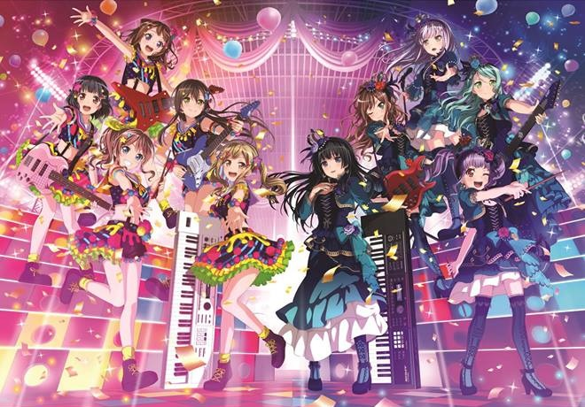 BanG Dream! 5th☆LIVE Delayed Viewing in Singapore Announced!