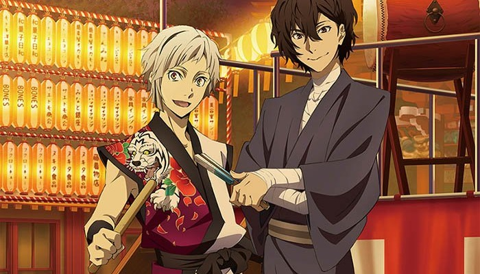 """Bungou Stray Dogs"" Featured at Kanda Shrine Summer Festivities"