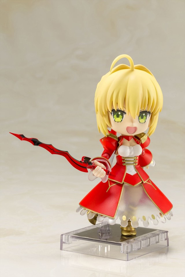 "Umu Intensifies as Kotobukiya Reveals ""Fate/EXTRA"" ""Nero"" Figure!"