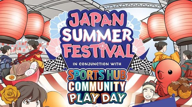 Japan Summer Festival Set to Sizzle at Singapore National Stadium