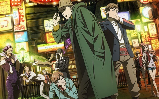 New Production I.G Anime to be Set in Infamous Kabukicho District