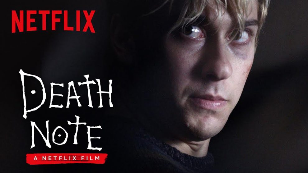 Netflix's live-action Death Note Film is getting a sequel