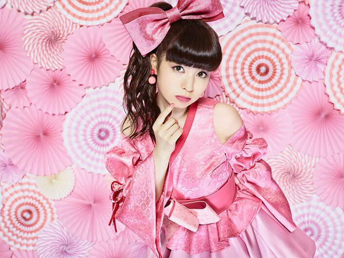 "Luna Haruna to Release First Best Album ""LUNA JOULE"""