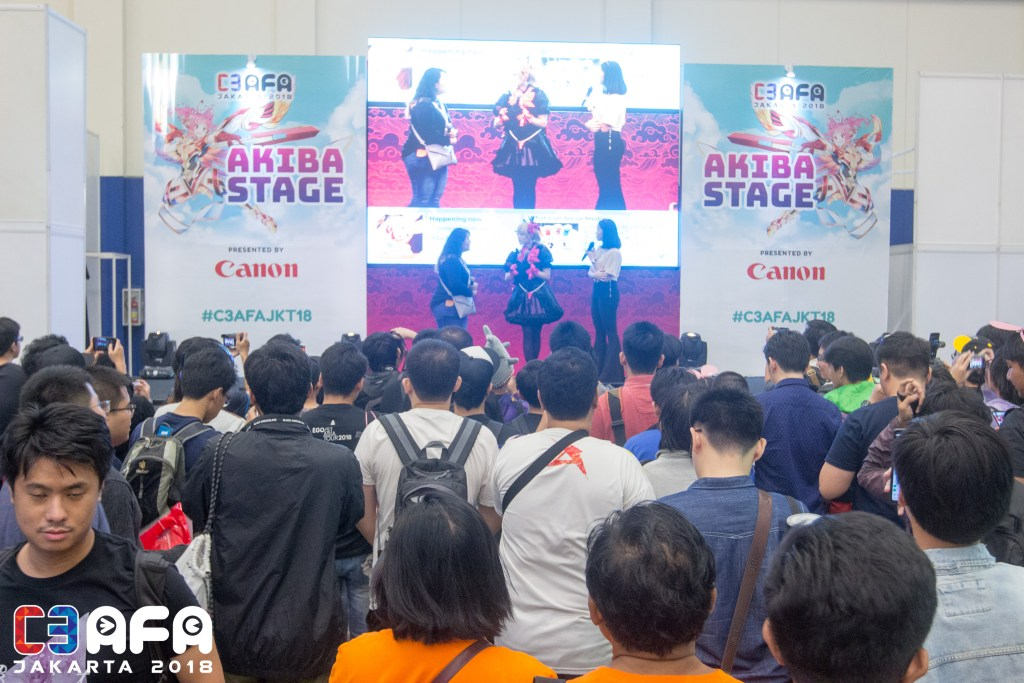 C3 AFA Jakarta 2018 Day One: An All-New Experience at a New Venue!