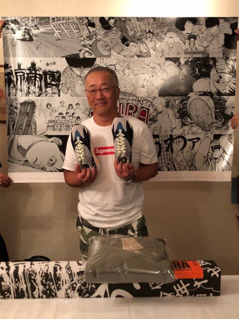 Kanye West: Akira is the 'Greatest Animation Achievement in History', gives creator Otomo YEEZYs
