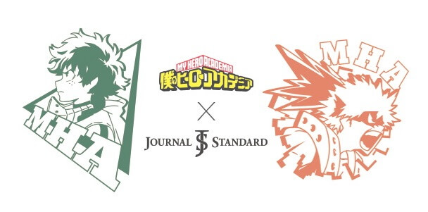 """Snazzy New Styles to Look Forward to in the """"BnHA"""" x Journal Standard Collab!"""