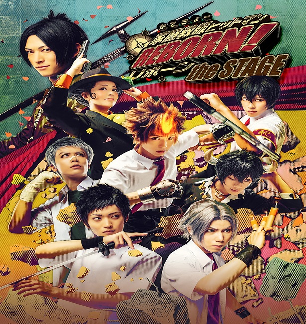 """Katekyo Hitman Reborn!"" the Stage is now Available via Niconico Douga Streaming!"