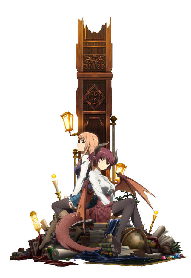 Cygames revives Rage of Bahamut: Manaria Friends TV anime, reveals PV