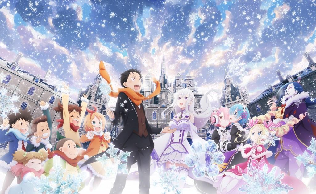 Re:Zero Memory Snow OVA releases latest PV