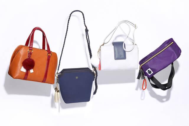 "Super Groupies Adds More Bags to ""TouRabu"" Line"