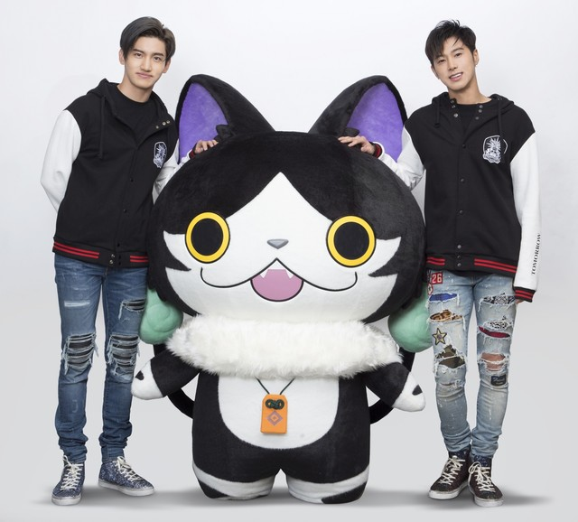 """New """"Youkai Watch"""" Film Theme to be Sung by Korean Boyband TVXQ"""