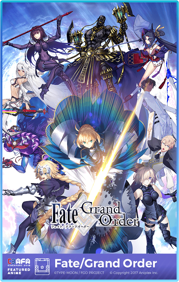 Nasu: Fate/Grand Order's story to conclude after second arc