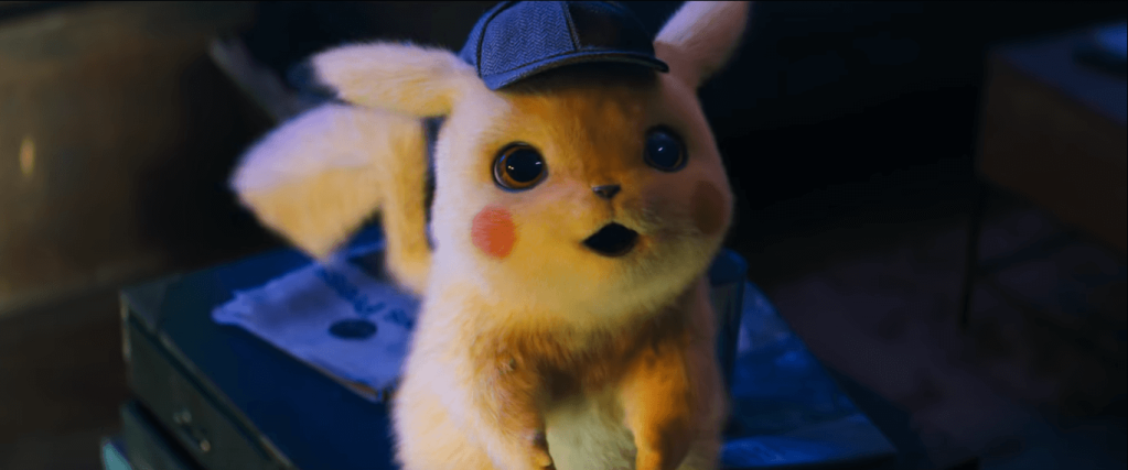 Ryan Reynolds leaks full Detective Pikachu picture on YouTube