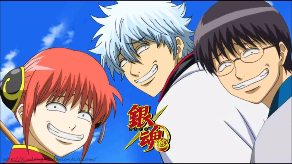 Gintama manga will end with Volume 77