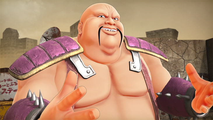 Fist of the North Star's Heart tries his hand on becoming a Virtual YouTuber