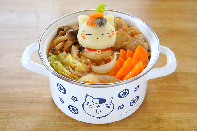 This Food-Themed Nyanko-Sensei Ichi-ban Kuji Collection is Just Perfect!