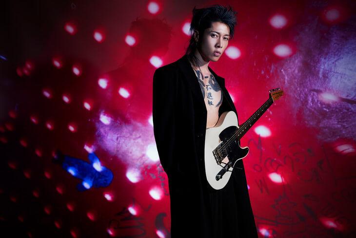 """MIYAVI Releases """"Pink Spider (Remix)"""" MV"""