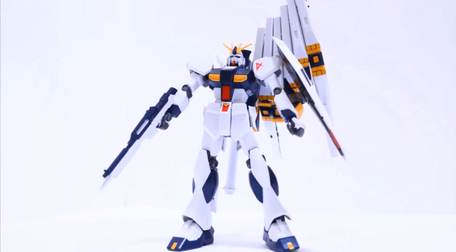 Watch: GunPla builds itself in cute stop-motion video