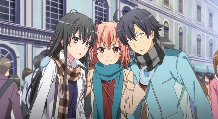 Oregairu is getting a third season