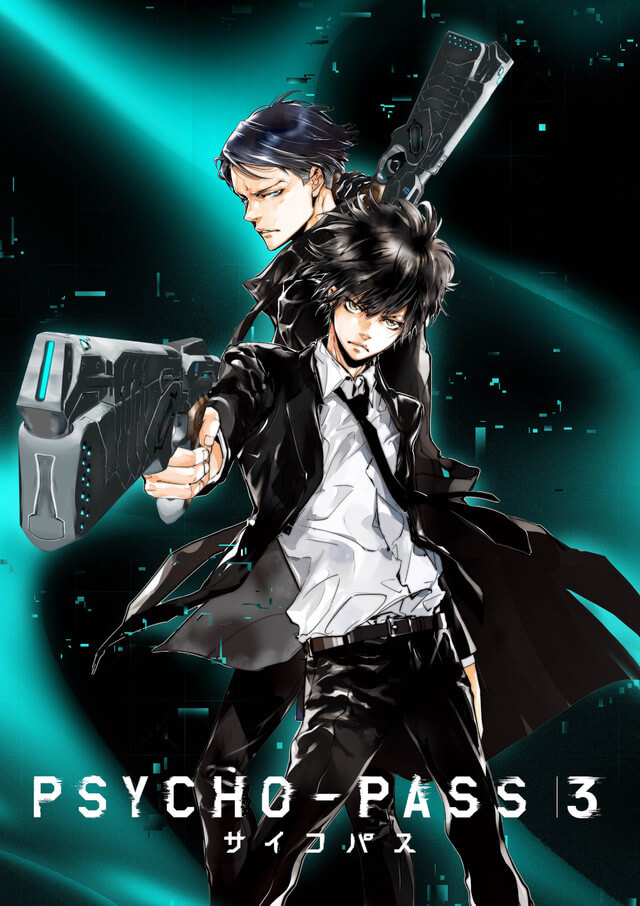 Psycho-Pass 3 reveals first PV, release window