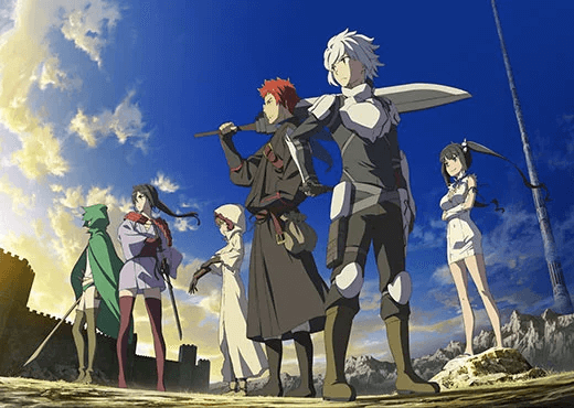 Is It Wrong to Try to Pick Up Girls in a Dungeon? Season 2reveals PV and additional cast