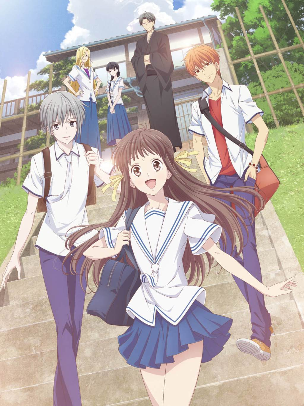 New Fruits Basket TV anime reveals title, PV, key visual, theme song performers