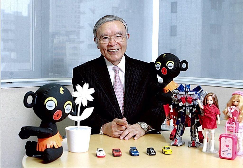 Takara toy company founder Yasuta Sato passes away