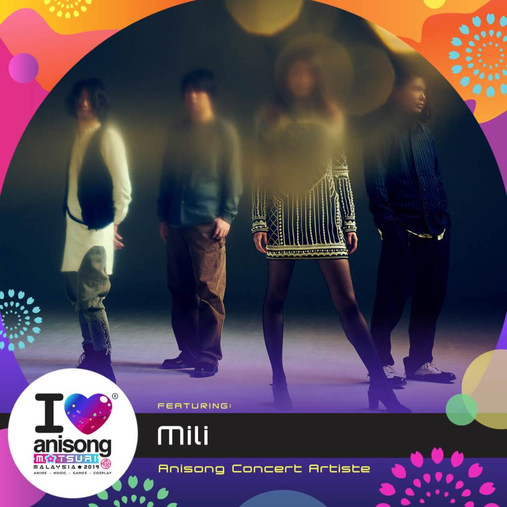 ILA Matsuri Malaysia 2019 Guest Profile: Mili