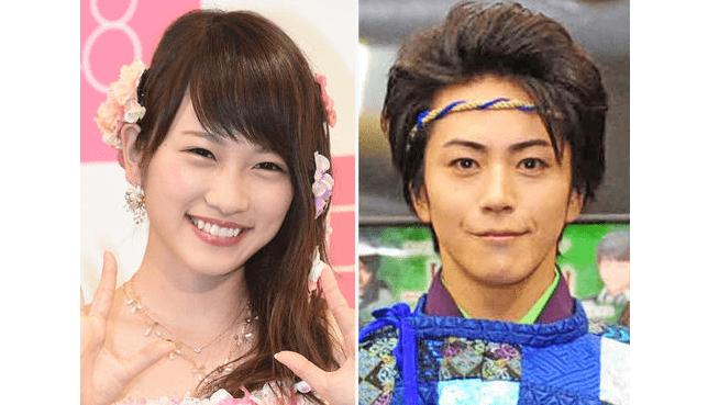 Former AKB48 idol Rina Kawaei to marry live-action Touken Ranbu actor Tomoki Hirose