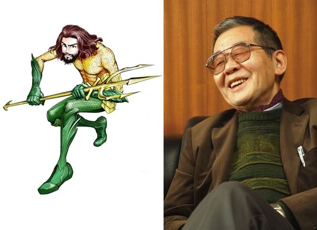 Late Lupin III mangaka Monkey Punch also illustrated for Aquaman before passing away