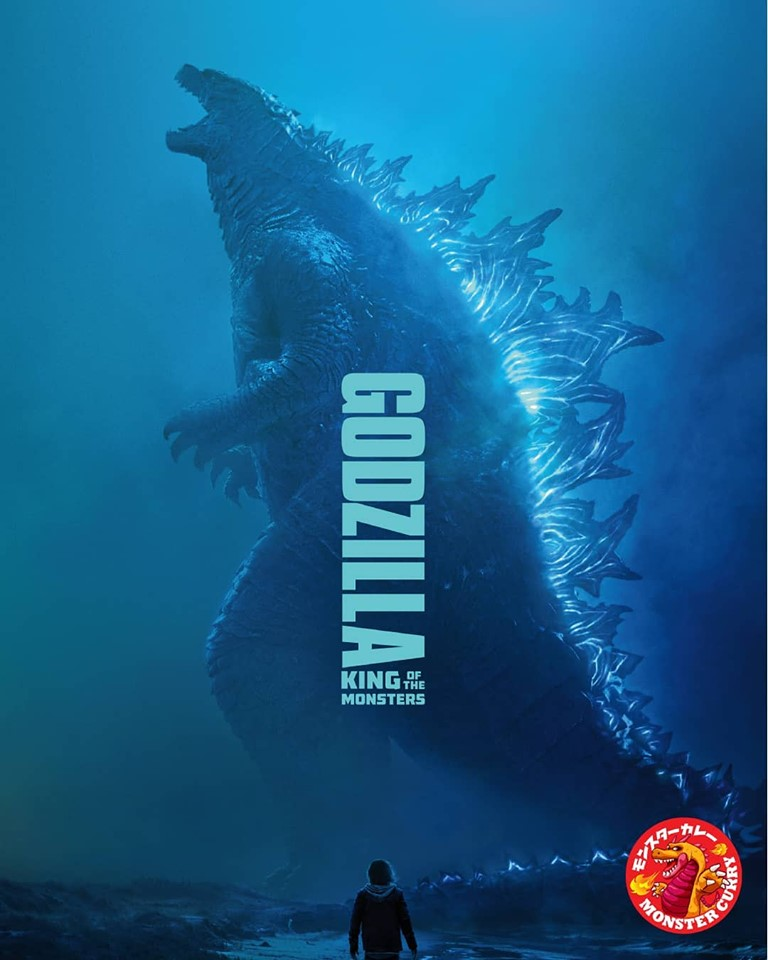 "Win Tickets to ""Godzilla II: King of the Monsters"" from WOW Japan!"