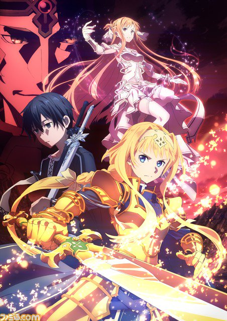 Sword Art Online: Alicization – War of Underworld to have 23 episodes