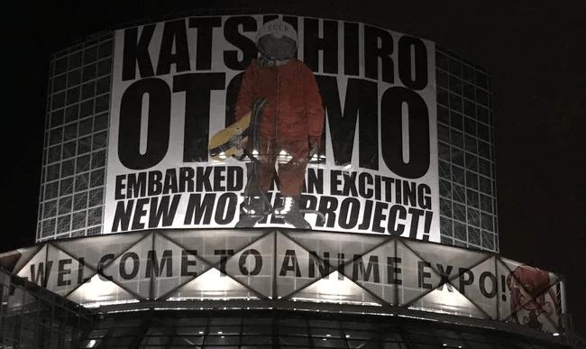 Katsuhiro Otomo has a new film project, Orbital Era