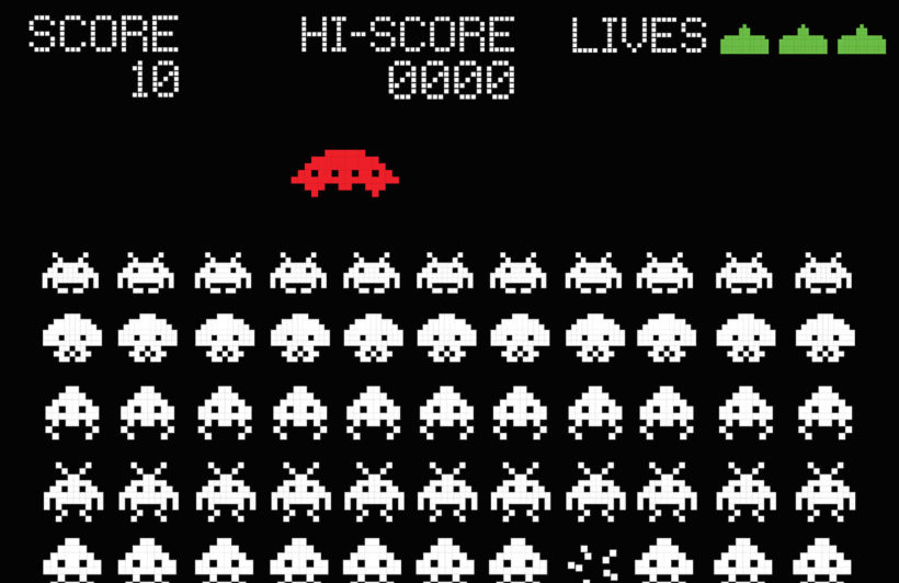 Classic video game, Space Invaders, gets a live-action Hollywood film