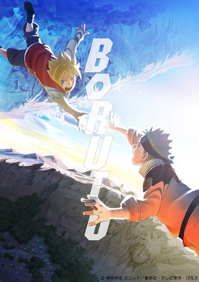 Kid Naruto returns: Boruto to meet his dad's younger version in the anime