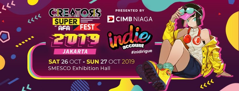 Best 6 Reasons to Come to CSF Jakarta 2019