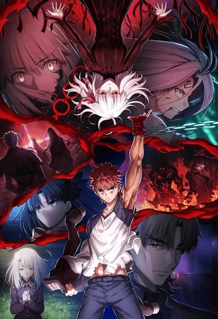 Fate/stay night: Heaven's Feel III. spring song. previews new Aimer song in new PV