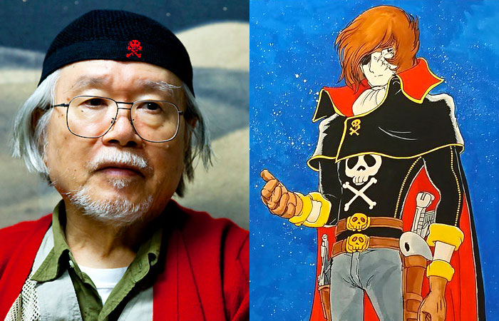 Leiji Matsumoto leaves hospital after apparent stroke in Italy