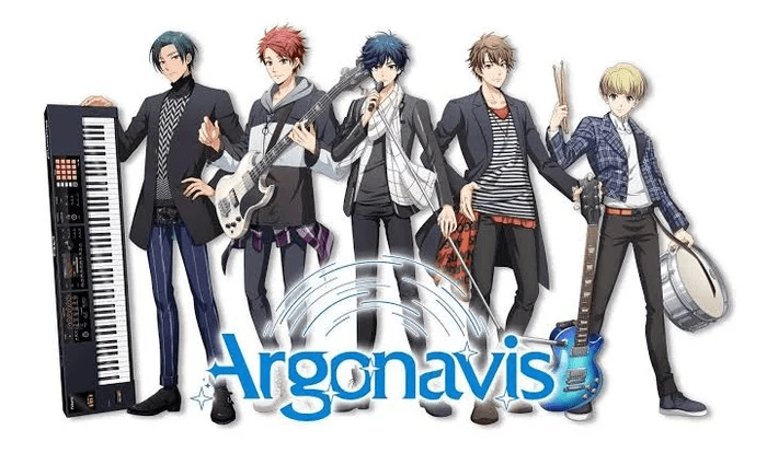Argonavis from BanG Dream! TV Anime streams latest PV