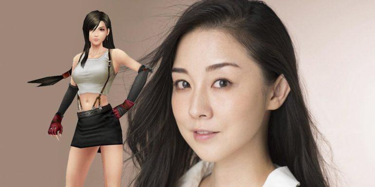 Tifa's seiyuu from Final Fantasy VII: Remake is getting death threats