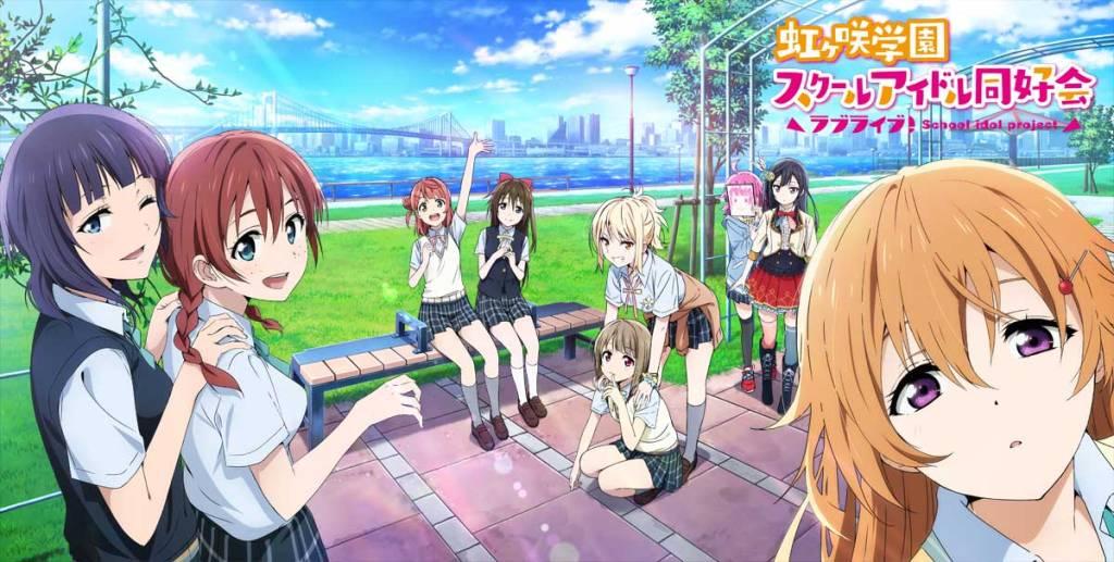 Love Live!'s Nijigasaki Academy School Idol Appreciation Club is getting their own TV anime
